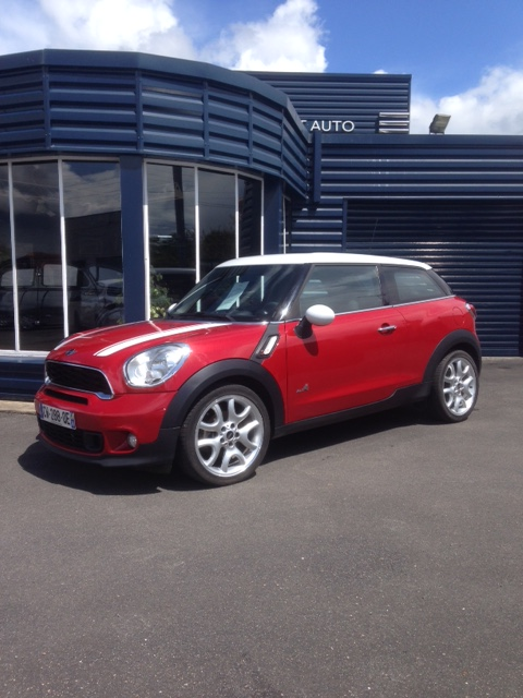 PACEMAN 2.0 COOPER SD ALL4 PACK RED HOT CHILI